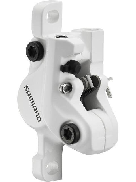 Shimano BR-M395 Bremssattel Vorderrad/Hinterrad weiß